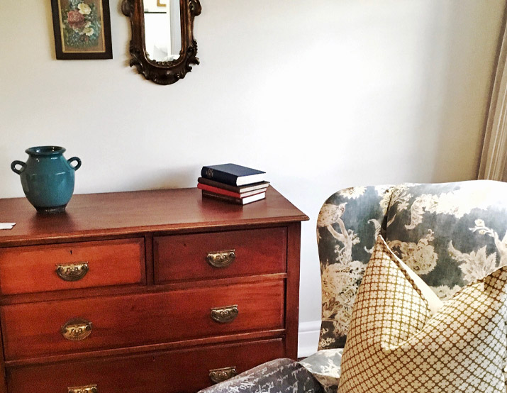 Chest of drawers in Heritage Wing