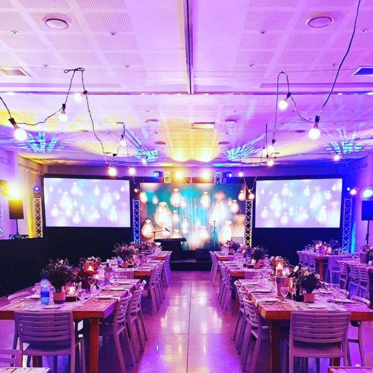 Event Facility at the Royal Andrews Hotel